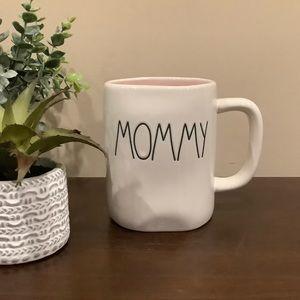 Rae Dunn Pink MOMMY Mug